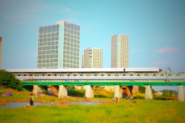 二子玉川のヨガスタジオ画像