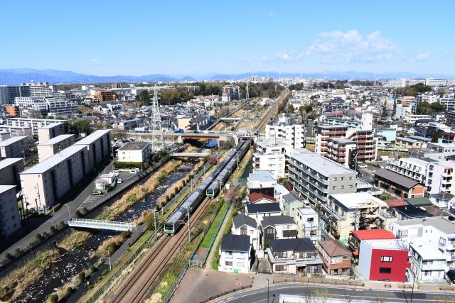 町田の風景画像