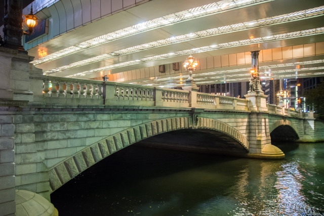 日本橋の風景