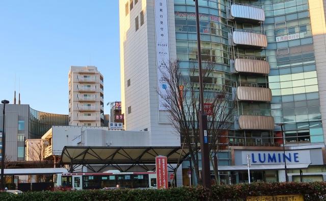 荻窪駅の風景