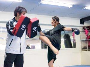 エンジョイキックボクシングの画像