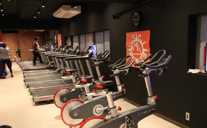 muscle gym中野の施設