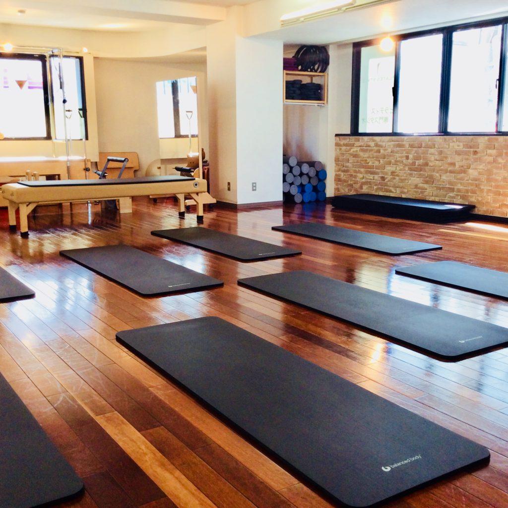 zen place pilates荻窪の内観