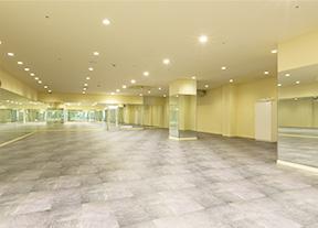 カルド上野店の内観