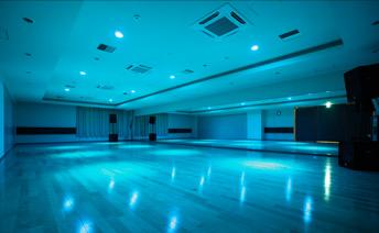 NAS Wellness&Spa CLUB芝浦アイランドのヨガスタジオ