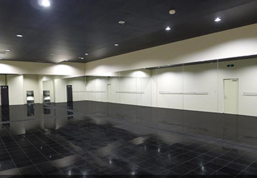 ワヤンリゾートヨガ のスタジオ